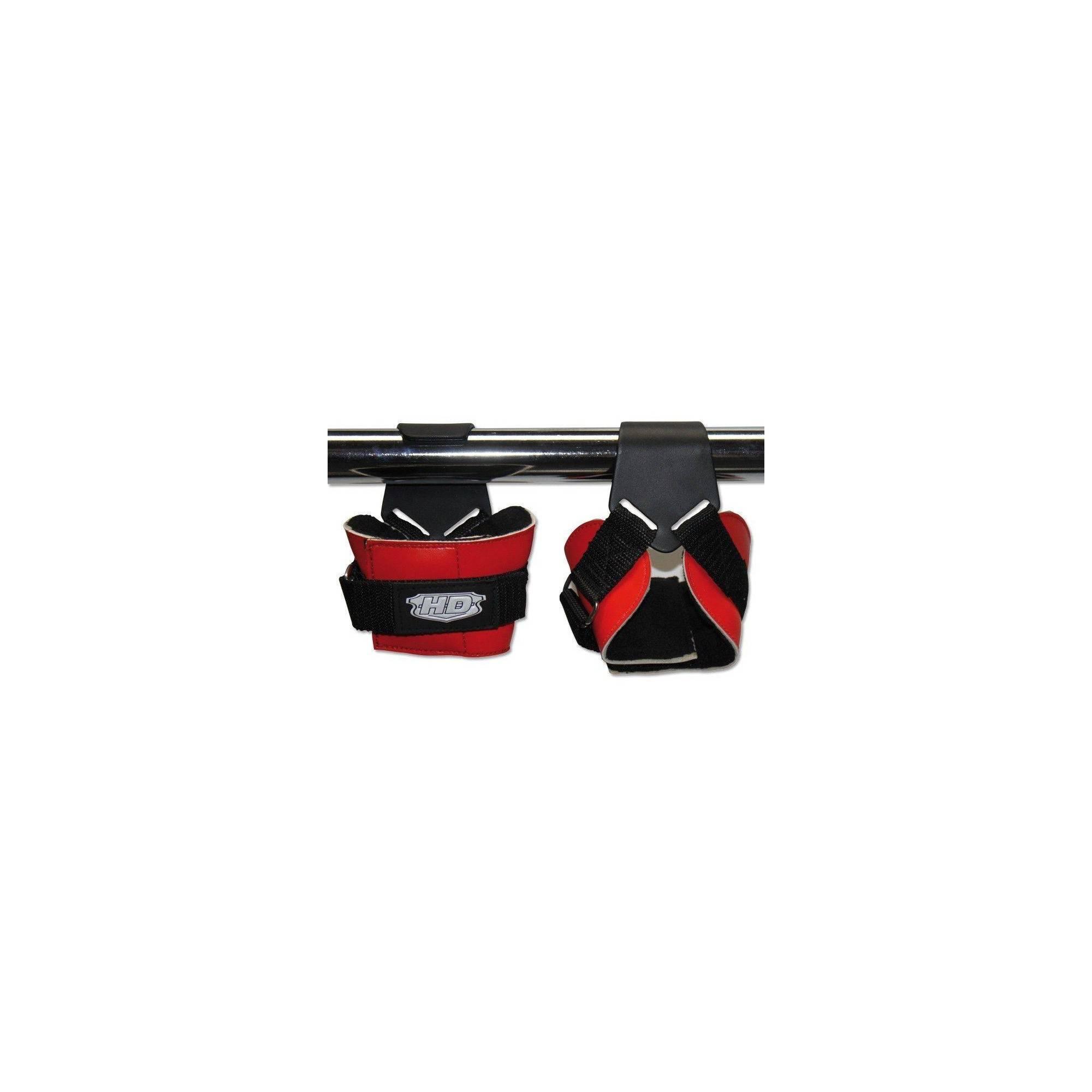 Haki do podciągania HDSERIES WLA-402- czerwone,producent: HD SERIES, photo: 1