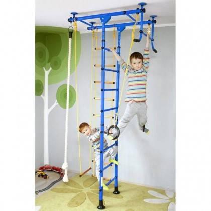 Drabinka gimnastyczna dla dzieci STAYER SPORT JUMP ONE montowana do sufitu,producent: STAYER SPORT, photo: 7