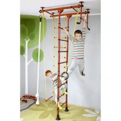 Drabinka gimnastyczna dla dzieci STAYER SPORT JUMP ONE montowana do sufitu,producent: STAYER SPORT, photo: 6