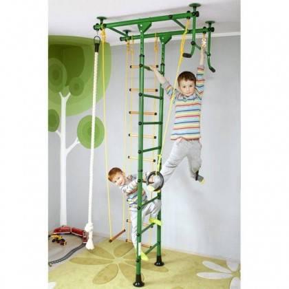 Drabinka gimnastyczna dla dzieci STAYER SPORT JUMP ONE montowana do sufitu,producent: STAYER SPORT, photo: 9