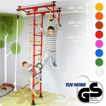 Drabinka gimnastyczna dla dzieci STAYER SPORT JUMP ONE montowana do sufitu,producent: STAYER SPORT, photo: 2