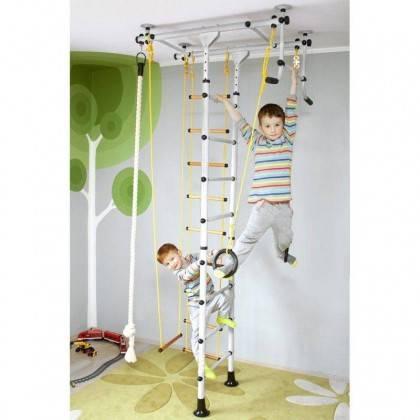Drabinka gimnastyczna dla dzieci STAYER SPORT JUMP ONE montowana do sufitu,producent: STAYER SPORT, photo: 14