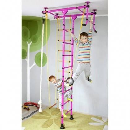 Drabinka gimnastyczna dla dzieci STAYER SPORT JUMP ONE montowana do sufitu,producent: Stayer Sport, zdjecie photo: 10 | online s