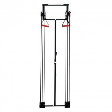 Zestaw lin treningowych na drzwi TOWER 200 INSPORTLINE gumy do ćwiczeń,producent: INSPORTLINE, photo: 7