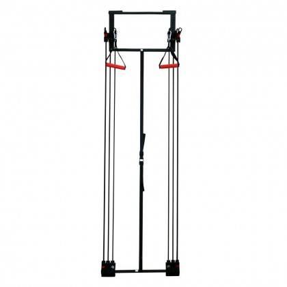 Zestaw lin treningowych na drzwi TOWER 200 INSPORTLINE gumy do ćwiczeń,producent: INSPORTLINE, photo: 1