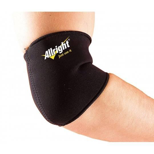 Ściągacz neoprenowy staw łokciowy Allright wciągany,producent: ALLRIGHT, zdjecie photo: 1   online shop klubfitness.pl   sprzęt
