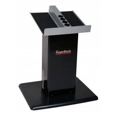 Stojak kolumnowy na hantle regulowane PowerBlock PBUSTAND U50 / 90 / 5.0 / 9.0,producent: POWER BLOCK, photo: 1