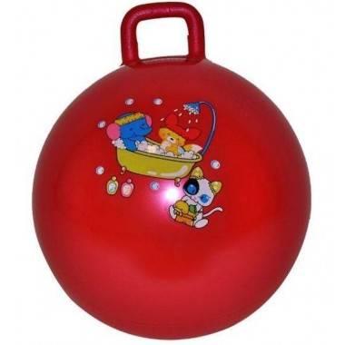 Piłka do skakania średnica 50cm INSPORTLINE dwa kolory,producent: INSPORTLINE, photo: 3
