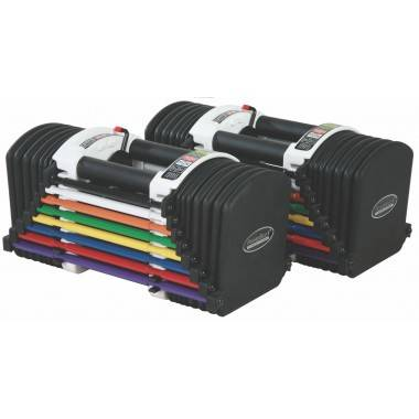 Obciążenie modułowe do kompletu hantli regulowanych PowerBlock PBU90BB 33 - 41 kg,producent: POWER BLOCK, photo: 2