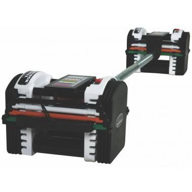 Gryf uretanowy 140 cm PowerBlock PBBARST do modułowego systemu regulacji obciążeń,producent: POWER BLOCK, photo: 3