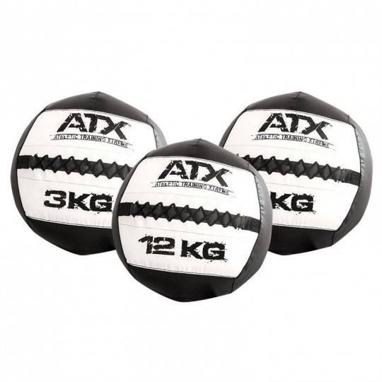 Piłka wall ball ATX® CFB czarny / biały|3kg -12kg,producent: ATX, zdjecie photo: 1 | online shop klubfitness.pl | sprzęt sportow