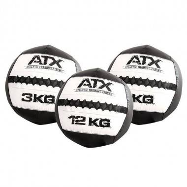 Piłka lekarska ATX® WALL BALL profesjonalna waga od 3 kg do 20 kg,producent: ATX, photo: 1