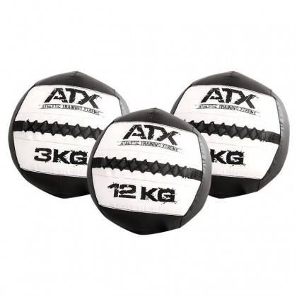 Piłka lekarska ATX® WALL BALL profesjonalna waga od 3 kg do 20 kg,producent: ATX, photo: 1