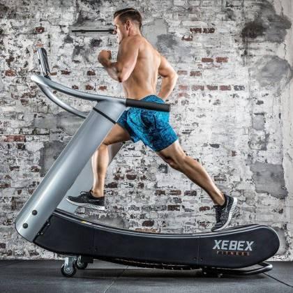 Bieżnia treningowa XEBEX Curved do Crossfit wytrzymałość 230 kg,producent: XEBEX FITNESS, photo: 3