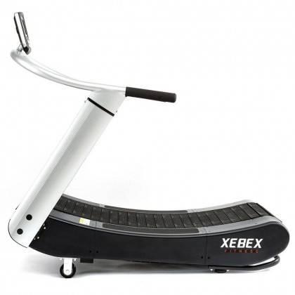 Bieżnia treningowa XEBEX Curved do Crossfit wytrzymałość 230 kg,producent: Xebex Fitness, zdjecie photo: 5 | online shop klubfit
