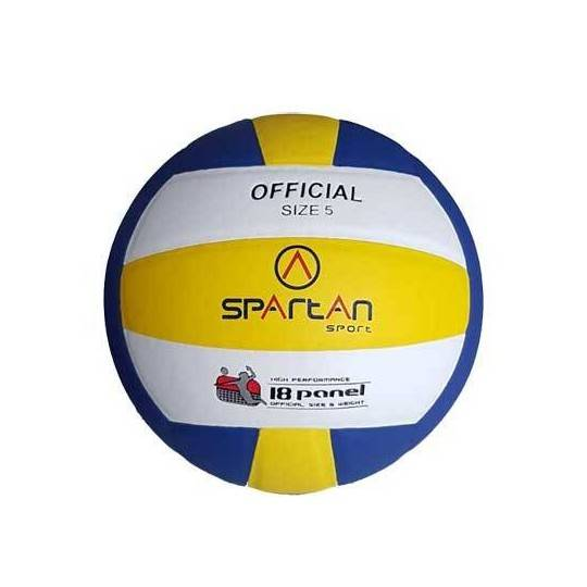 Piłka do gry w siatkówkę SPARTAN SPORT syntetyczna,producent: SPARTAN SPORT, zdjecie photo: 1 | online shop klubfitness.pl | spr