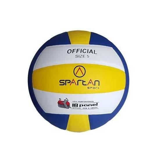 Piłka do gry w siatkówkę SPARTAN SPORT syntetyczna,producent: SPARTAN SPORT, photo: 1