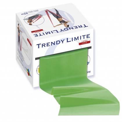 Ekspander gumowy Trendy Limite Fitness Band | długość 25m | szerokość 15cm | medium Trendy Sport - 1 | klubfitness.pl