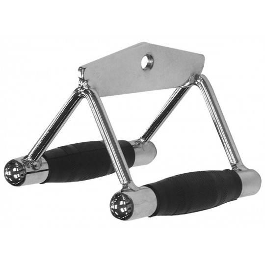Gryf zaczepowy BODY SOLID MB502RG przystawka do wyciągu uchwyt podwójny,producent: Body-Solid, zdjecie photo: 1   online shop kl