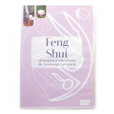 Ćwiczenia instruktażowe DVD Feng Shui,producent: MayFly, photo: 2
