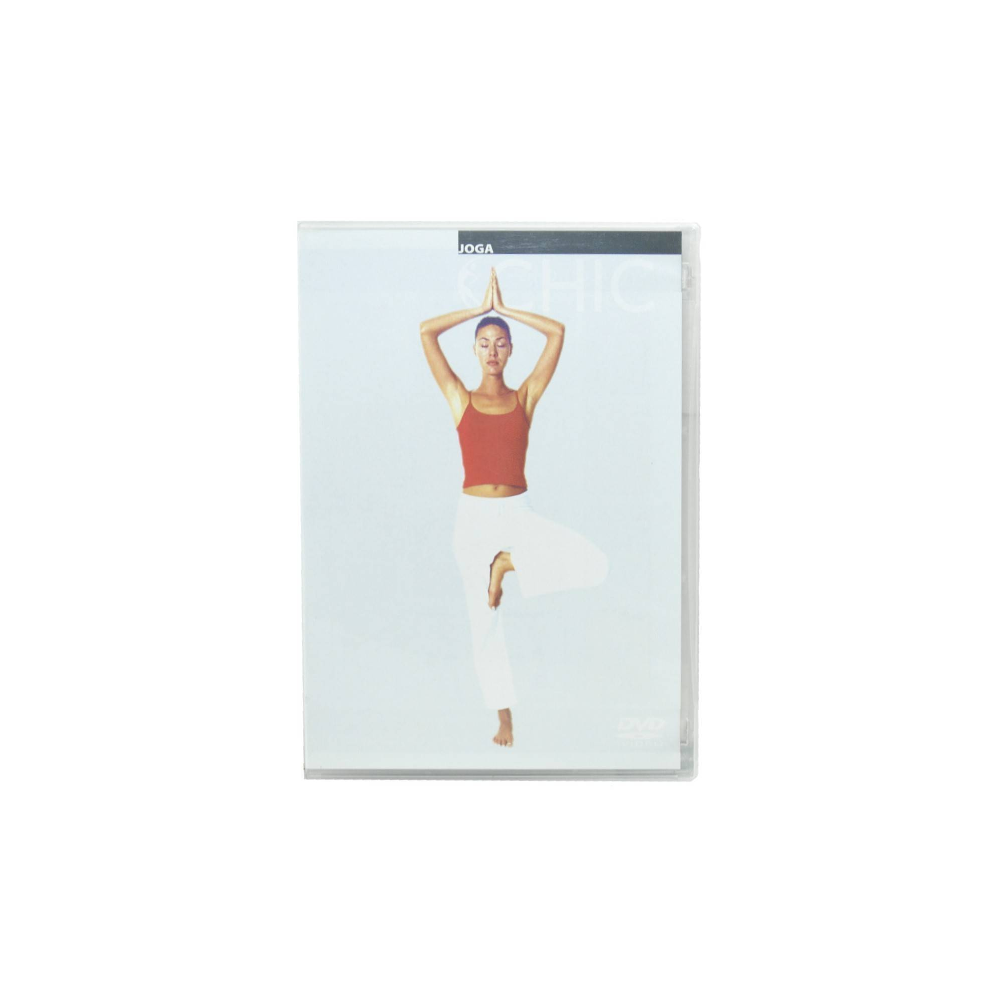 Ćwiczenia instruktażowe DVD Joga MayFly - 1 | klubfitness.pl | sprzęt sportowy sport equipment