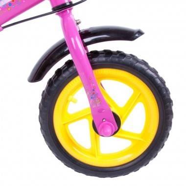 Rowerek biegowy WORKER TOUCAN różowy koła 12'',producent: WORKER, photo: 4