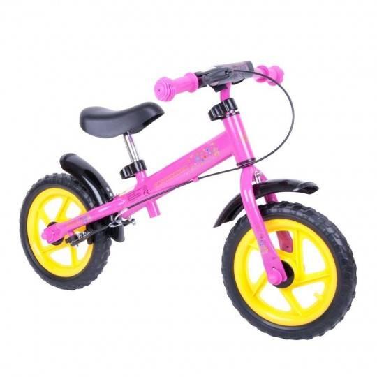 Rowerek biegowy WORKER TOUCAN różowy koła 12'',producent: WORKER, photo: 1