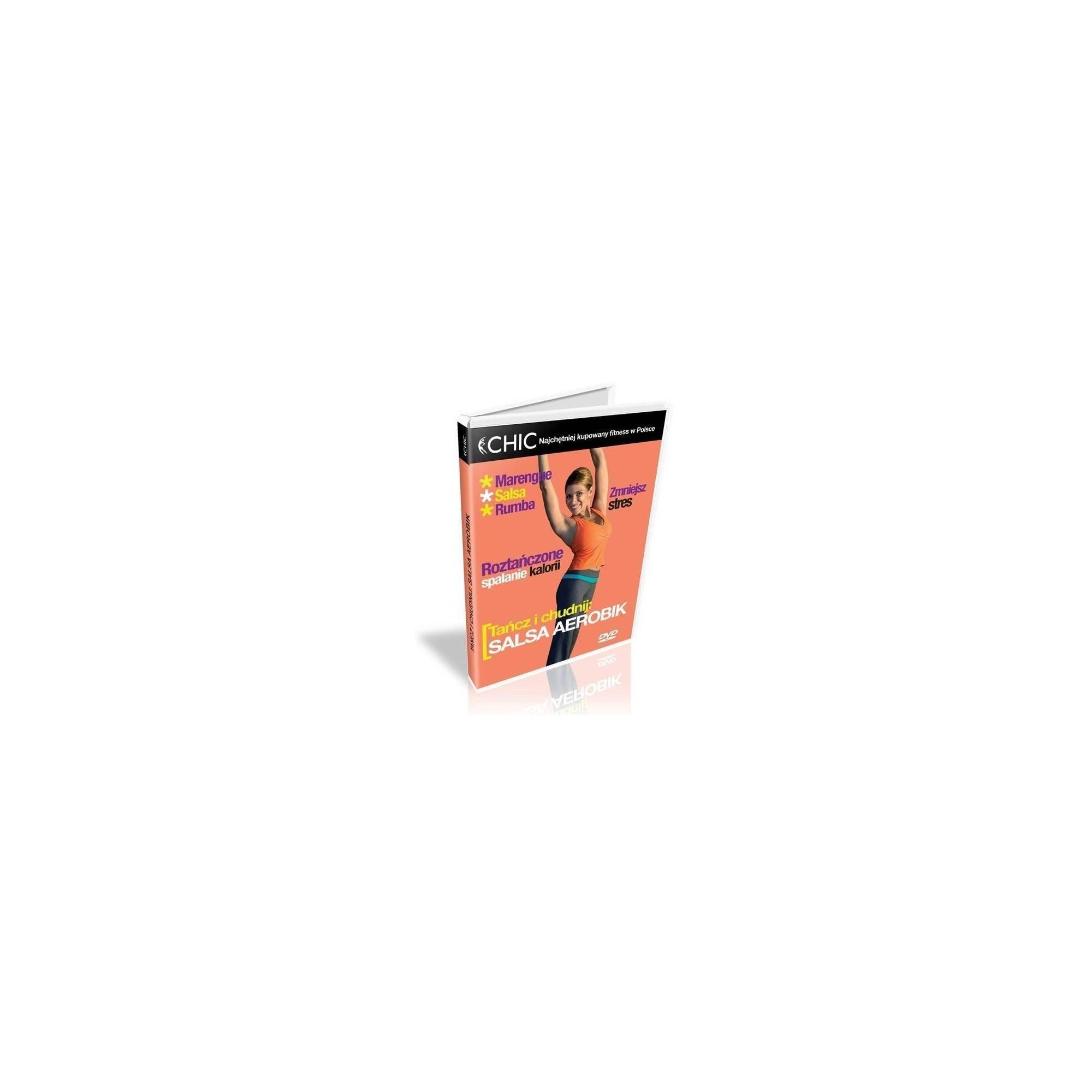 Ćwiczenia instruktażowe DVD Tańcz i Chudnij: Salsa Aerobik,producent: MayFly, photo: 1