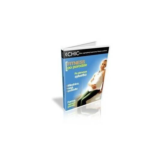 Ćwiczenia instruktażowe DVD Fitness Po Porodzie MayFly - 1 | klubfitness.pl | sprzęt sportowy sport equipment
