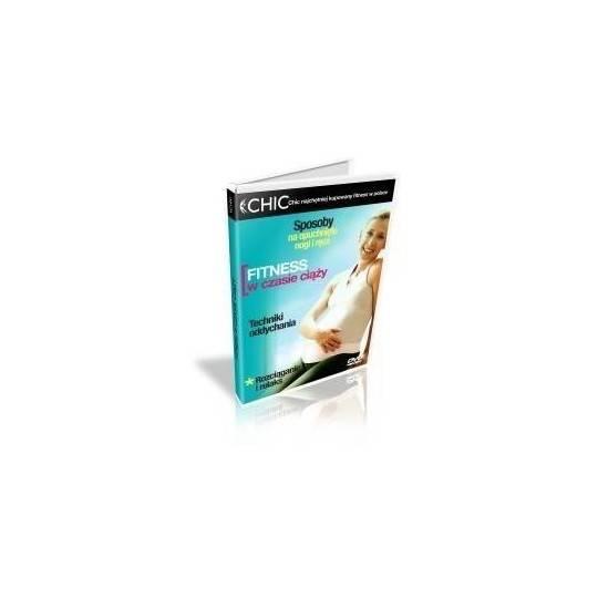 Ćwiczenia instruktażowe DVD Fitness w Czasie Ciąży,producent: MayFly, zdjecie photo: 1 | online shop klubfitness.pl | sprzęt spo