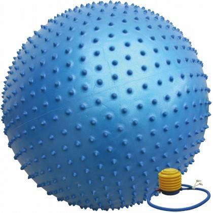 Piłka gimnastyczna masująca STAYER SPORT różne średnice i kolory,producent: STAYER SPORT, photo: 4