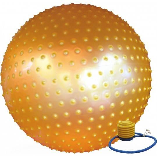 Piłka gimnastyczna masująca STAYER SPORT różne średnice i kolory,producent: Stayer Sport, zdjecie photo: 1 | online shop klubfit