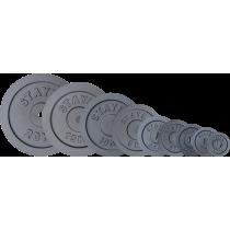 Obciążenie żeliwne 29mm Stayer Sport STH hammer waga: 0.5kg ÷ 20kg,producent: Stayer Sport, zdjecie photo: 1   online shop klubf