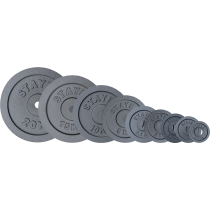 Obciążenie żeliwne hammertone Stayer Sport STH | 29mm | waga 0.5kg÷20kg,producent: Stayer Sport, zdjecie photo: 10 | online shop