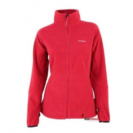 Bluza polarowa Campus Gloria | kolor czerwony | damska Campus - 1 | klubfitness.pl | sprzęt sportowy sport equipment