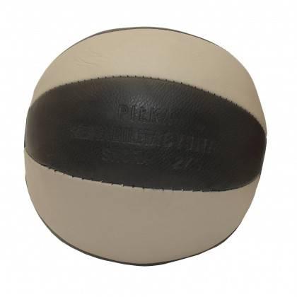 Piłka lekarska 2 kg STAYER SPORT skóra naturalna,producent: STAYER SPORT, photo: 3