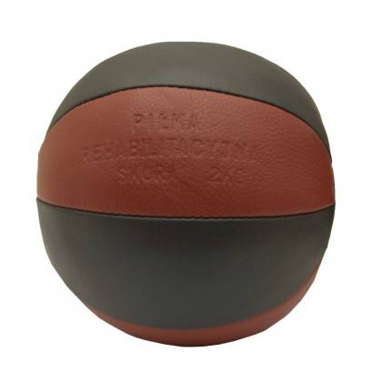 Piłka lekarska 2 kg STAYER SPORT skóra naturalna,producent: STAYER SPORT, photo: 1