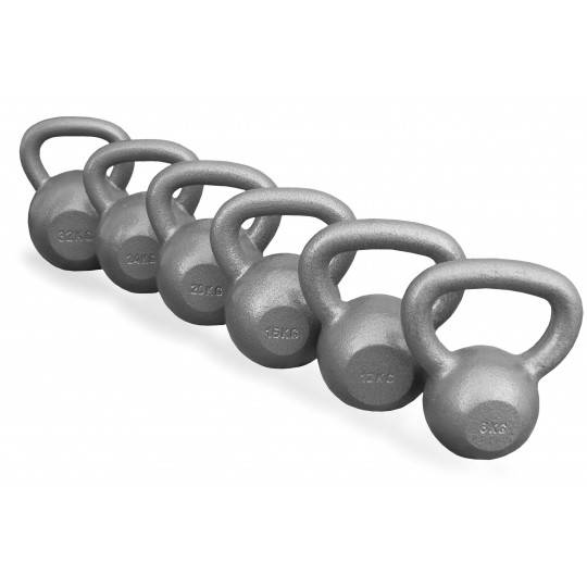 Hantla żeliwna hammertone STAYER SPORT KETTLEBELL KHH,producent: STAYER SPORT, photo: 1
