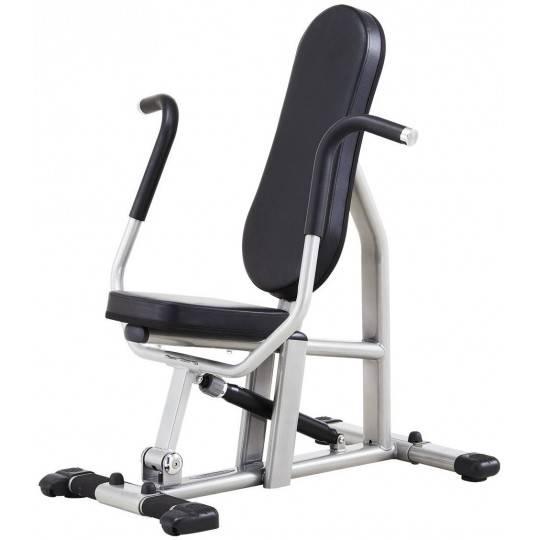 Trening obwodowy STEELFLEX CPB300 BLACK mięśnie klatki piersiowej STEELFLEX - 1 | klubfitness.pl