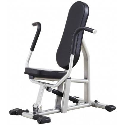 Trening obwodowy STEELFLEX CPB300 BLACK mięśnie klatki piersiowej,producent: STEELFLEX, photo: 1