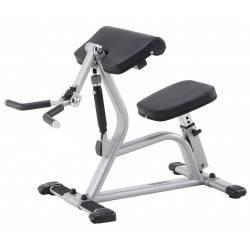 Trening obwodowy STEELFLEX CBC400 BLACK mięśnie bicepsów STEELFLEX - 1 | klubfitness.pl