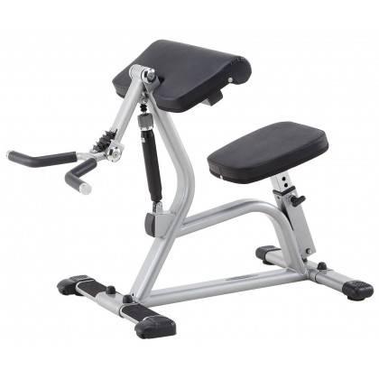 Trening obwodowy STEELFLEX CBC400 BLACK mięśnie bicepsów,producent: STEELFLEX, photo: 1