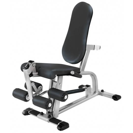 Trening obwodowy STEELFLEX CLE500 BLACK mięśnie nóg,producent: STEELFLEX, zdjecie photo: 1 | online shop klubfitness.pl | sprzęt