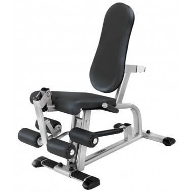 Trening obwodowy STEELFLEX CLE500 BLACK mięśnie nóg,producent: STEELFLEX, photo: 1