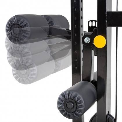 Klatka treningowa z wyciągiem 115kg MegaTec MT-PR-10+LMO-SW Power Rack,producent: MegaTec, zdjecie photo: 7 | online shop klubfi