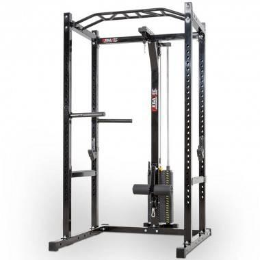 Klatka treningowa z wyciągiem 115kg MegaTec MT-PR-10+LMO-SW Power Rack,producent: MegaTec, zdjecie photo: 8 | online shop klubfi