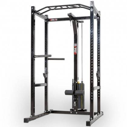 Klatka treningowa z wyciągiem 115kg MegaTec MT-PR-10+LMO-SW Power Rack,producent: MegaTec, zdjecie photo: 1 | online shop klubfi