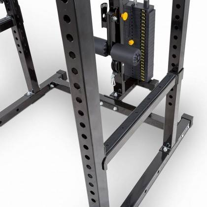 Klatka treningowa z wyciągiem 115kg MegaTec MT-PR-10+LMO-SW Power Rack,producent: MegaTec, zdjecie photo: 6 | online shop klubfi