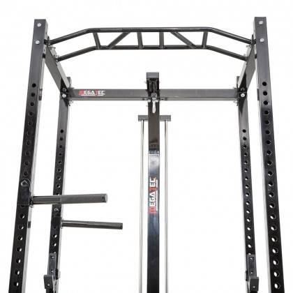 Klatka treningowa z wyciągiem 115kg MegaTec MT-PR-10+LMO-SW Power Rack,producent: MegaTec, zdjecie photo: 4 | online shop klubfi