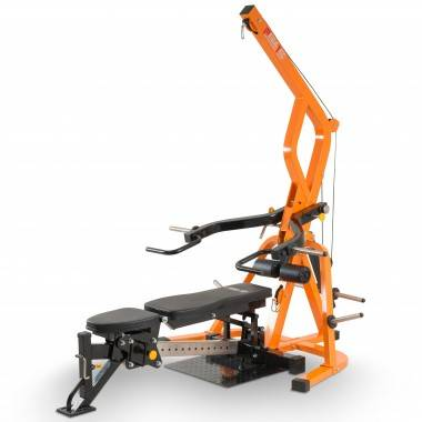 Atlas wielofunkcyjny MegaTec Triplex MT-TX-WS-30 | izolowane ramiona,producent: MegaTec, zdjecie photo: 10 | online shop klubfit